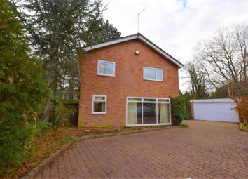 Thumbnail 4 bed detached house for sale in Allonby Close, Prenton