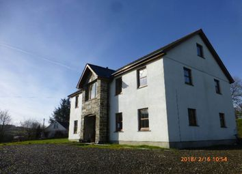 Thumbnail 5 bed detached house to rent in Talsarn, Lampeter