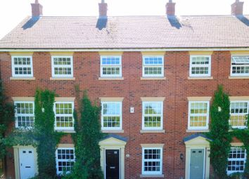 Thumbnail 3 bed town house for sale in Holland Walk, Nantwich