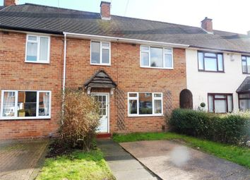Thumbnail 3 bed terraced house to rent in Wixford Grove, Shirley, Solihull