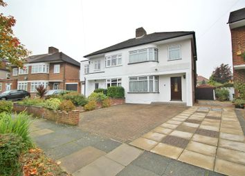 Thumbnail 3 bed semi-detached house for sale in Peartree Road, Enfield