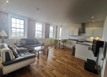 Thumbnail 2 bed flat to rent in The Barbican, Plymouth