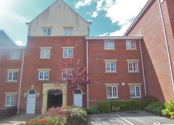 Thumbnail 1 bed flat to rent in Derby Court, Hamilton Place, Mosley Ave