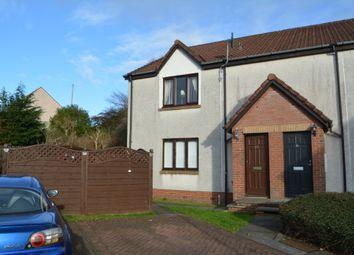 Thumbnail 2 bedroom flat for sale in Meadowbank Street, Redding, Falkirk
