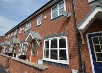 Thumbnail 2 bed terraced house to rent in Luton Road, Reddish, Manchester