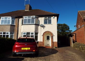 Thumbnail 3 bed property to rent in Yew Tree Drive, Chesterfield