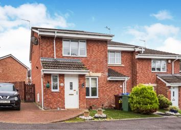 Thumbnail 2 bed end terrace house for sale in Robertsons Gait, Paisley