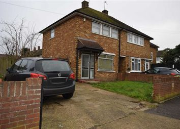Thumbnail 3 bed end terrace house for sale in Tyne Gardens, Aveley, Essex