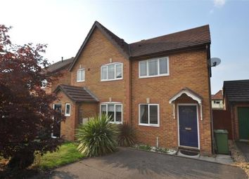 Thumbnail 2 bed semi-detached house to rent in Wheat Croft, Linton, Cambridge