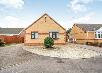 Thumbnail 3 bed detached bungalow for sale in Mill Lane, Bradwell, Great Yarmouth