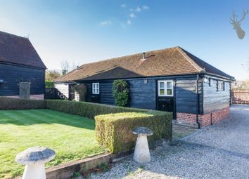 Thumbnail 2 bed barn conversion to rent in Abridge Road, Theydon Bois, Epping