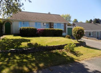 Thumbnail 3 bed bungalow for sale in Porthmeor Road, St. Austell