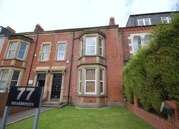 Thumbnail 8 bedroom terraced house to rent in Osborne Road, Jesmond, Newcastle Upon Tyne