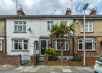 Thumbnail 3 bed terraced house for sale in Holcombe Road, Rochester, Kent