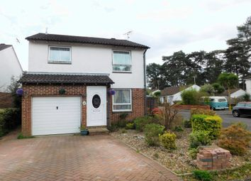 Thumbnail 4 bedroom detached house for sale in Nightjar Close, Creekmoor, Poole