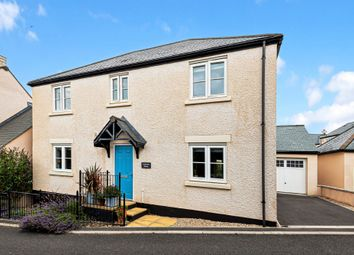 Thumbnail 4 bed detached house for sale in Peasberry Place, Yealmpton, Plymouth