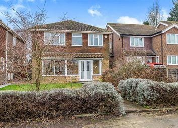 Thumbnail 4 bedroom detached house for sale in Wickham Close, Newington, Sittingbourne