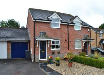 Thumbnail 2 bed semi-detached house for sale in Celandine Grove, Thatcham