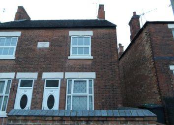 3 bed semi-detached house for sale in Station Road, Woodville, Swadlincote, Derbyshire DE11