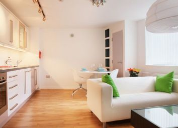 Thumbnail 2 bed flat to rent in Marlow Workshops, Calvert Avenue, London