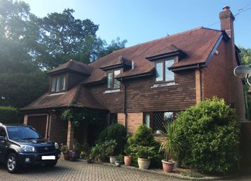 Thumbnail 4 bed detached house for sale in The Willows, Sedlescombe Road North, St. Leonards-On-Sea
