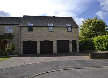 Thumbnail 1 bed end terrace house for sale in Sherbourne Road, Witney, Oxfordshire