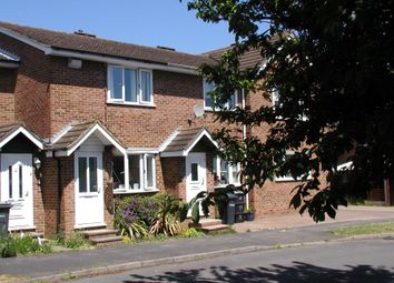 Thumbnail 2 bed terraced house for sale in The Canadas, Turnford