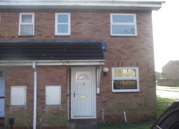 Thumbnail 2 bed semi-detached house to rent in Math Meadow, Birmingham
