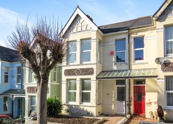 3 bed terraced house for sale in Edgcumbe Park Road, Plymouth PL3