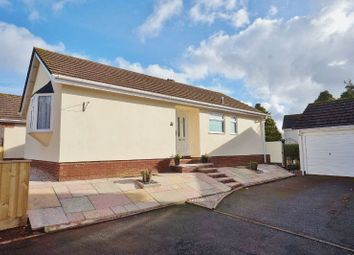 Thumbnail 3 bed bungalow for sale in Hound Tor Close, Hookhills, Paignton Ref: