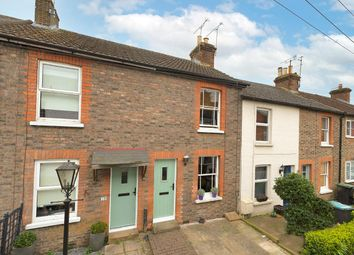 Thumbnail 2 bed terraced house for sale in Bow Terrace, Wateringbury, Maidstone