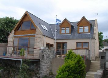 Thumbnail 4 bed detached house for sale in Stotfield Road, Lossiemouth, Moray