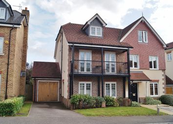 3 bed semi-detached house for sale in Halcyon Close, Oxshott, Leatherhead KT22