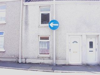 2 bed terraced house to rent in Upper William Street, Llanelli SA15