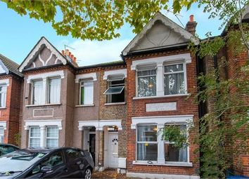 Thumbnail 3 bed terraced house for sale in Greenford Avenue, Hanwell, London.
