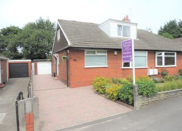 Thumbnail 4 bed semi-detached bungalow for sale in 24 Laurel Avenue, Chadderton