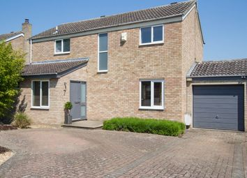 Thumbnail 4 bed detached house for sale in The Limes, Harston, Cambridge