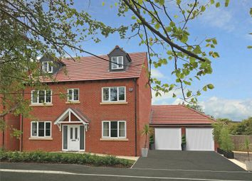 Thumbnail 5 bed detached house for sale in Plot 1 New Dawn View, Stroud Road, Gloucester