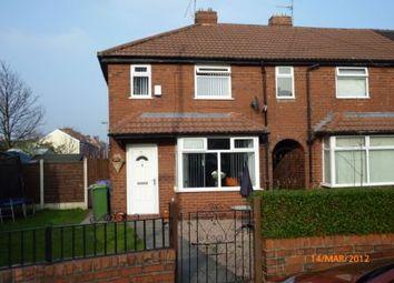 Thumbnail 2 bed semi-detached house to rent in Marlborough Close, Ashton Under Lyne