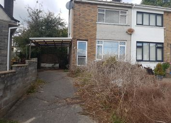 Thumbnail 2 bedroom semi-detached house to rent in Blaen Y Fro, Pencoed, Bridgend