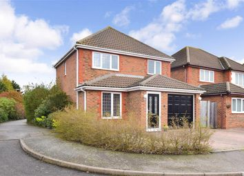 3 bed detached house for sale in Petrel Close, Beltinge, Herne Bay, Kent CT6
