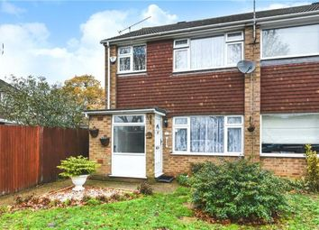 Thumbnail 3 bed end terrace house for sale in Parkview Chase, Burnham, Slough