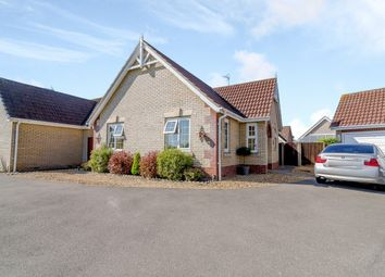 Thumbnail 2 bed detached bungalow for sale in West Drive, Wisbech, Cambridgeshire