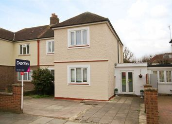 Thumbnail 3 bed semi-detached house for sale in Cantley Road, London