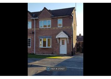 Thumbnail 3 bed semi-detached house to rent in Poplar Grove, Barnsley