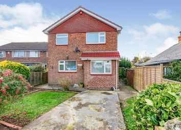 Thumbnail 3 bed detached house for sale in Ryde, Isle Of Wight, .