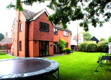 Thumbnail 4 bed detached house for sale in Aberdeen Close, Upstreet, Canterbury