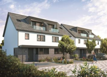 Thumbnail 4 bed semi-detached house for sale in Holywell Bay, Newquay