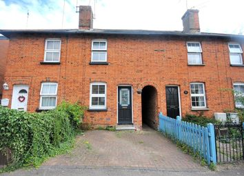 Thumbnail 2 bedroom detached house to rent in Castle Street, Bishops Stortford, Herts