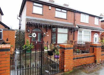 Thumbnail 3 bed semi-detached house for sale in Scott Road, Droylsden, Manchester